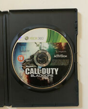 Call Of Duty Black Ops Xbox 360 Game Disc Only