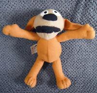 Muppets - Rowlf - McDonalds 2003 - 14cm - plush - bendable arms