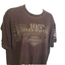 HARLEY DAVIDSON Motorcycle T-Shirt large