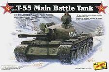 Lindberg 1/35 Russian T-55 Tank # 415
