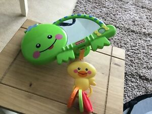 Fisher Price Baby musical crib bed cot mobile 2007