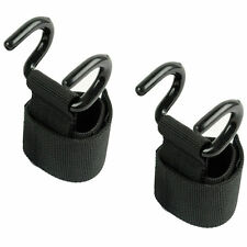 Power Weight Lifting Hooks Wrist Support Straps