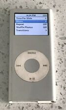 APPLE IPOD 2nd GENERATION A1199 2GB NANO - TESTED WORKING