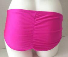 RAISINS Ladies XL Ruched Kaiya Pant Bikini Bottom Pink