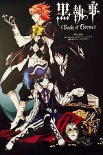"""Kuroshitsuji Black Butler-CIEL SEBASTIAN ALOIS CLAUDE POSTER #A7 11.5""""x17"""""""
