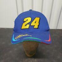 NASCAR #24 Jeff Gordon Snapback Hat Cap NWT Dupont Motorsports VTG 90's