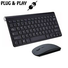 CubePlug Wireless WiFi Keyboard Mouse Compatible For iPad Mini 4