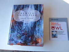 CHEMICAL PRINCIPLES 7TH EDITION HARDCOVER WITH OWL 24 MONTH ACCESS CODE