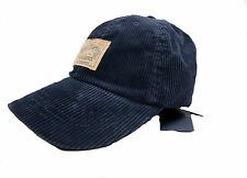 Nwt Polo Ralph Lauren Corduroy Baseball Hat Cap Navy One Size