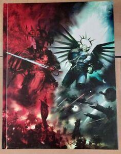 Warhammer 40k  9th Edition Hardback Rulebook Limited  Indomitus Edition