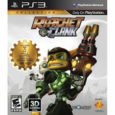 Ratchet & Clank Collection, (PS3)