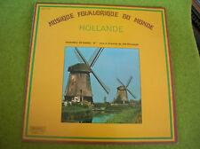 "LP HOLLANDE- FOLK-ENSEMBLE DE DANSE ""R"" JAN PELGROM"