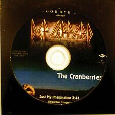 DEF LEPPARD / THE CRANBERRIES CD SINGLE PROMO MEXICO