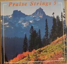 PRAISE STRINGS 5 - GOSPEL MARANATHA LP