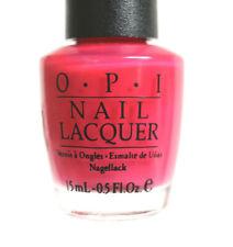 Opi Regis Raves Pink Nail Polish Exclusive Super Rare