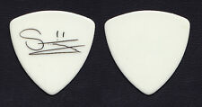 The Police Sting Signature White Bass Guitar Pick - 1990s Solo Tours
