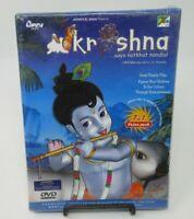 KRISHINA - AAYO NATKHAT NANDLAL ANIMATED DVD MOVIE, INDIAN MYTHOLOGY, HINDI/ENG