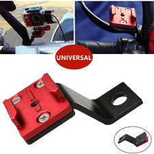Universal Motorcycle Rearview Mirror Support GOPRO Fixed Frame Base Balance CNC