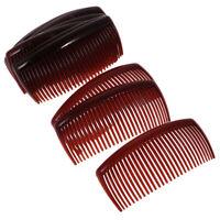 12pcs Hair Styling Clip Comb Hair Accessories 29 Teeth Slide Comb Barrettes