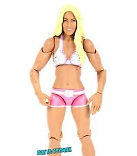 Diva Kelly Kelly WWE Mattel Basic Series Wrestling Figure Barbie Blank TNA_s57