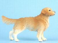 SCHLEICH Dog Figure MALE GOLDEN RETRIEVER Rare RETIRED 16394