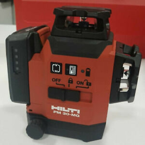 Hilti PM 30-MG Multi-line laser with 3 green 360° laser level