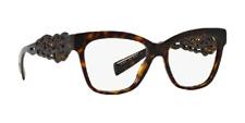 New Dolce & Gabbana Rx Eyeglasses Frames DG3236 502 52-16-140 Dark Havana