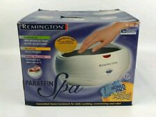 Remington Paraffin Spa Aromatherapy For Hands, Elbows, Feet - HS-300 - Unused