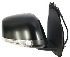 *NEW* DOOR MIRROR (ELECTRIC BLACK INDICATOR) for NISSAN NAVARA D40 2005 -2015 RH