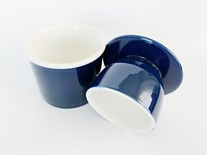 Sweese French Butter Keeper Crock - Navy Blue