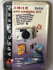 1999 Vivitar XM.1K APS Camera Kit  *New in Original Package*