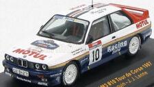 IXO BMW M3 No. 10 Tour De Corse 1987 1:43 (RAC040)  *NIB*