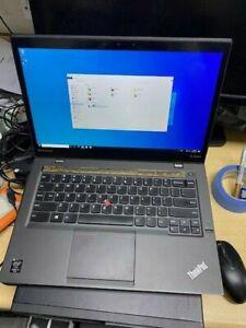 "Lenovo ThinkPad X1 Carbon Gen2 Intel i5 4300U 8G 128G 2K Touch 14"" Win 10 Pro B"