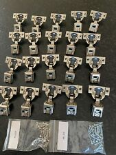 Blum Blumotion 39C Cabinet Hinges 1-1/4 Inch Overlay Soft Close -  20 pcs