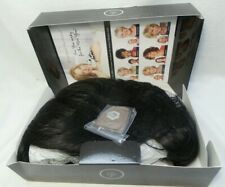 NEW Toni Brattin Stunning Styled Wig - BLACK - LARGE - NEW IN BOX A300991
