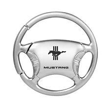 Ford Mustang Logo Steering Wheel Key Chain Keychain