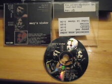 RARE PROMO ONLY Mary's Window CD Radio Mix industrial rock Chicago WHORE 1996 !