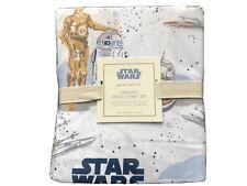 Star Wars Organic Droid Sheet Set Twin