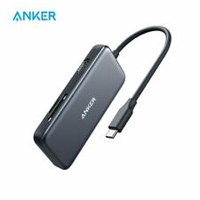 Anker USB C Hub,5-in-1 USB C Adapter 4K USB C to HDMI SD/TF Card Reader