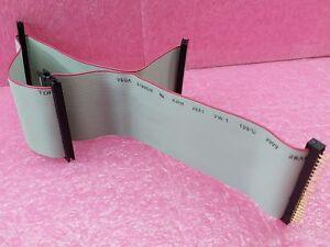 44 Pin 25cm Femmina 15cm Maschio Vega E189529 VW-1 105° 300V 2651 Flat Cable