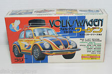 KAWAI KIT KVW 7-300 VW VOLKSWAGEN BEETLE KAFER 1303 FLYING LADY RED MINT BOXED