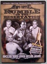 tito ortiz's RUMBLE ON THE RESERVATION  DVD