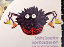Wilton Cupcake Decorating Kit Spider With Eyes & Legs Decorates 12 Cupcakes