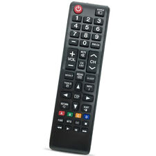New Replace Remote for Samsung TV LH40HDBPLGA/ZA LT24E310ND/ZA LH32HDBPLGR/ZA