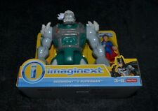 FISHER PRICE IMAGINEXT DC SUPER FRIENDS DOOMSDAY & SUPERMAN