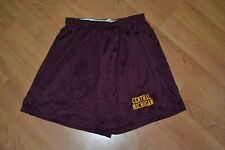 Vintage Central Michigan University Chippewas CMU XL Athletic Shorts Nice