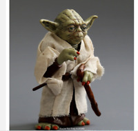 Star Wars 12cm Toy Master Yoda Darth PVC Action Figure Anime Figures Collection