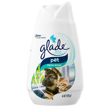 NEW! Glade PET FRESH SCENT PREMIUM SOLID AIR FRESHENER CONE Home • Office • Work