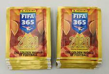 Fifa 365 2020 box 50 bustine figurine album Panini calciatori vers. Promo