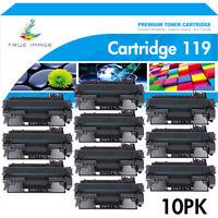10 Pack Toner Cartridge for Canon 119 CRG119 MF416DW MF419DW LBP251DW LBP252DW
